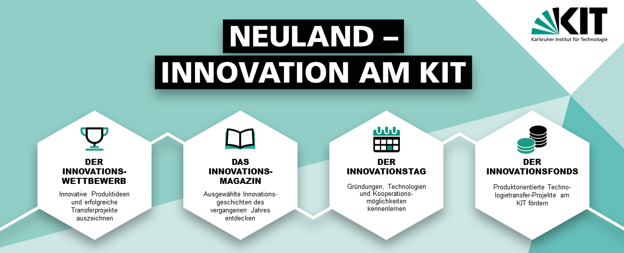 NEULAND Innovationsfonds Transferprojekte