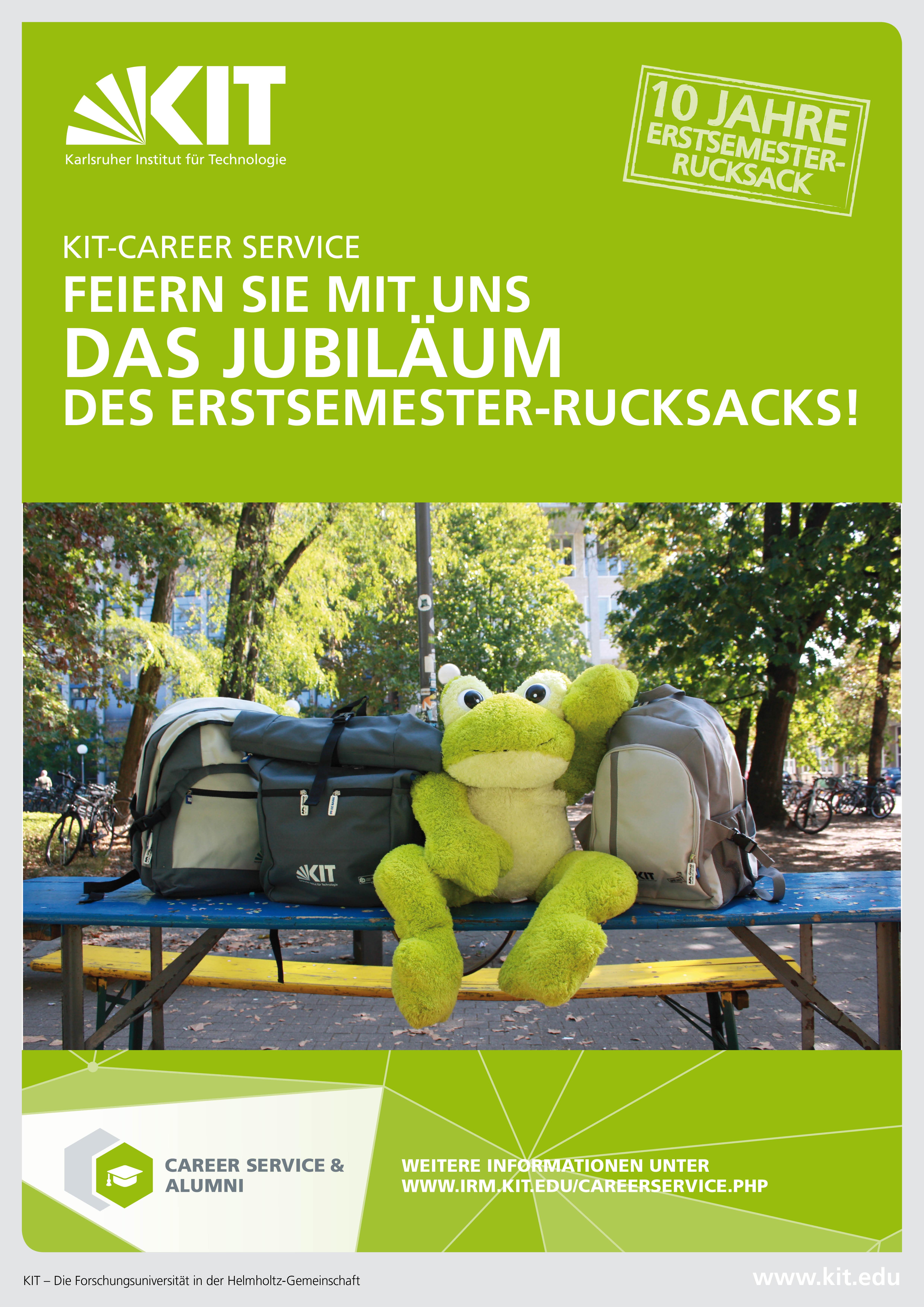 Karlsruhe kit informatik promotional giveaways